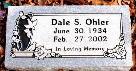OHLER, DALE S. - Carroll County, Arkansas   DALE S. OHLER - Arkansas Gravestone Photos