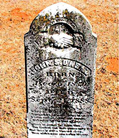 O'NEAL, JOHN S. - Carroll County, Arkansas | JOHN S. O'NEAL - Arkansas Gravestone Photos