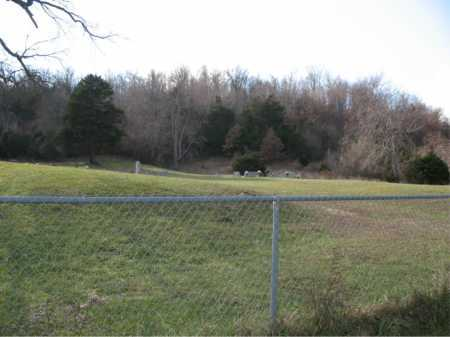 *FANCHER CEMETERY OVERVIEW,  - Carroll County, Arkansas    *FANCHER CEMETERY OVERVIEW - Arkansas Gravestone Photos
