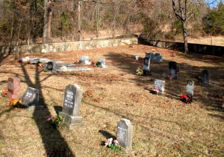 *SISCO CEMETERY, OVERVIEW - Carroll County, Arkansas | OVERVIEW *SISCO CEMETERY - Arkansas Gravestone Photos