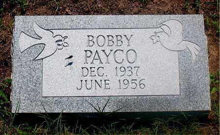 PAYCO, BOBBY - Carroll County, Arkansas | BOBBY PAYCO - Arkansas Gravestone Photos