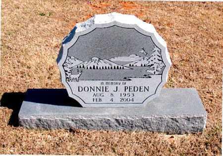 PEDEN, DONNIE  J. - Carroll County, Arkansas   DONNIE  J. PEDEN - Arkansas Gravestone Photos