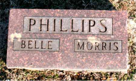 PHILLIPS, MORRIS - Carroll County, Arkansas | MORRIS PHILLIPS - Arkansas Gravestone Photos