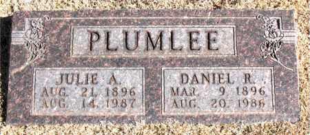 PLUMLEE, JULIE A. - Carroll County, Arkansas | JULIE A. PLUMLEE - Arkansas Gravestone Photos