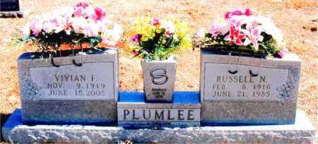 PLUMLEE, VIVIAN I. - Carroll County, Arkansas   VIVIAN I. PLUMLEE - Arkansas Gravestone Photos