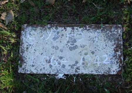 POOR, COY - Carroll County, Arkansas | COY POOR - Arkansas Gravestone Photos