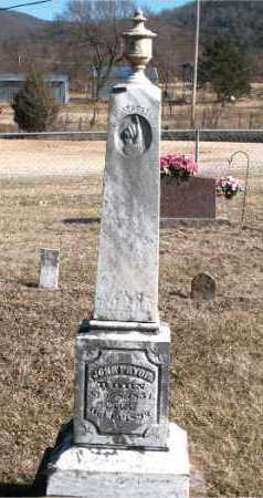 PRYOR, JOHN - Carroll County, Arkansas   JOHN PRYOR - Arkansas Gravestone Photos