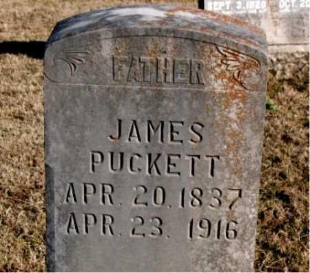 PUCKETT, JAMES - Carroll County, Arkansas   JAMES PUCKETT - Arkansas Gravestone Photos
