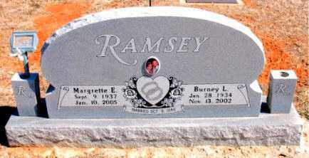 RAMSEY, BURNEY L. - Carroll County, Arkansas | BURNEY L. RAMSEY - Arkansas Gravestone Photos