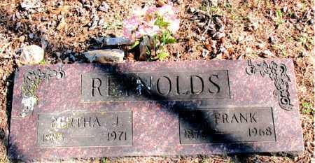 REYLONDS, MARTHA I - Carroll County, Arkansas | MARTHA I REYLONDS - Arkansas Gravestone Photos