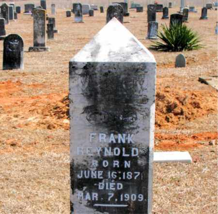 REYNOLD, FRANK - Carroll County, Arkansas | FRANK REYNOLD - Arkansas Gravestone Photos