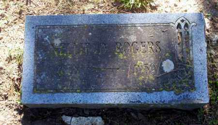 ROGERS, NELLIE D - Carroll County, Arkansas | NELLIE D ROGERS - Arkansas Gravestone Photos