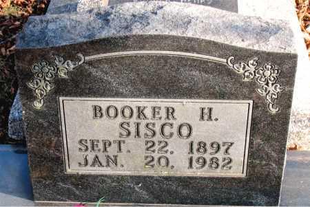 SISCO, BOOKER H - Carroll County, Arkansas | BOOKER H SISCO - Arkansas Gravestone Photos