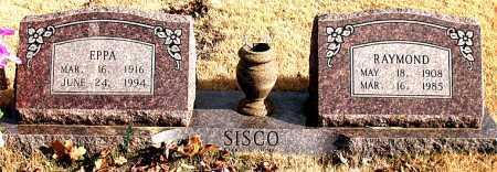 SISCO, EPPA - Carroll County, Arkansas | EPPA SISCO - Arkansas Gravestone Photos