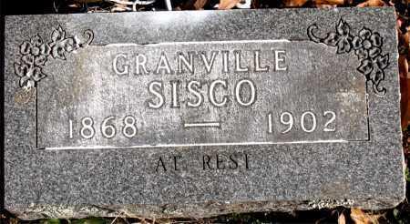 SISCO, GRANVILLE - Carroll County, Arkansas | GRANVILLE SISCO - Arkansas Gravestone Photos