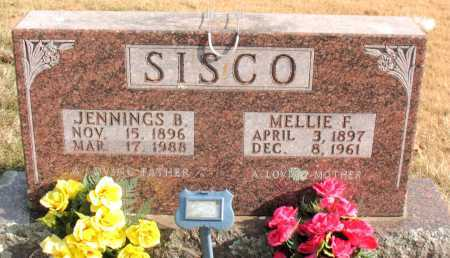 SISCO, MELLIE F - Carroll County, Arkansas | MELLIE F SISCO - Arkansas Gravestone Photos