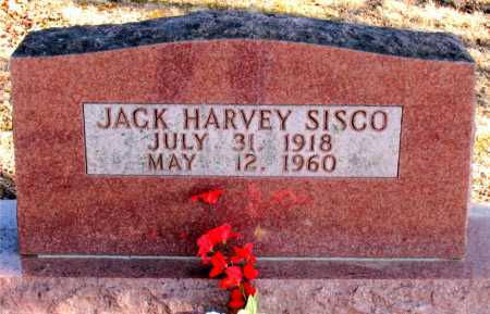 SISCO, JACK HARVEY - Carroll County, Arkansas | JACK HARVEY SISCO - Arkansas Gravestone Photos