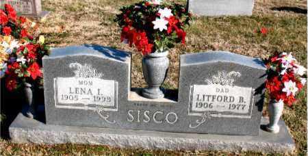 SISCO, LENA I - Carroll County, Arkansas | LENA I SISCO - Arkansas Gravestone Photos
