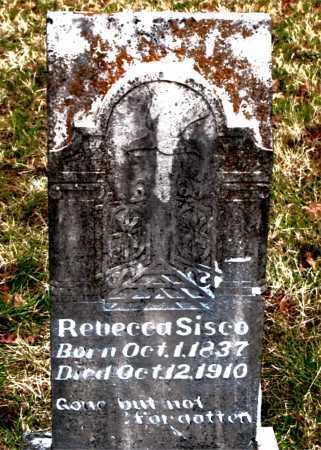 SISCO, REBECCA - Carroll County, Arkansas | REBECCA SISCO - Arkansas Gravestone Photos