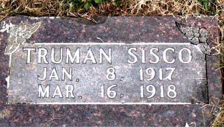 SISCO, TRUMAN - Carroll County, Arkansas | TRUMAN SISCO - Arkansas Gravestone Photos