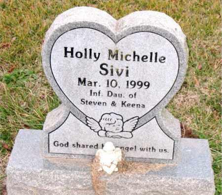 SIVI, HOLLY MICHELLE - Carroll County, Arkansas | HOLLY MICHELLE SIVI - Arkansas Gravestone Photos
