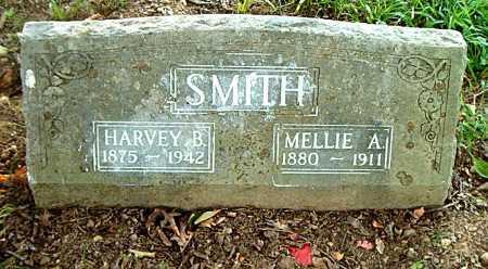 SMITH, HARVEY - Carroll County, Arkansas   HARVEY SMITH - Arkansas Gravestone Photos