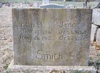 STANFIELD SMITH, ANNA JANE COLBERT - Carroll County, Arkansas | ANNA JANE COLBERT STANFIELD SMITH - Arkansas Gravestone Photos