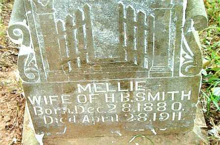 SMITH, MELLIE - Carroll County, Arkansas   MELLIE SMITH - Arkansas Gravestone Photos