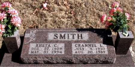 SMITH, RHETA C. - Carroll County, Arkansas | RHETA C. SMITH - Arkansas Gravestone Photos