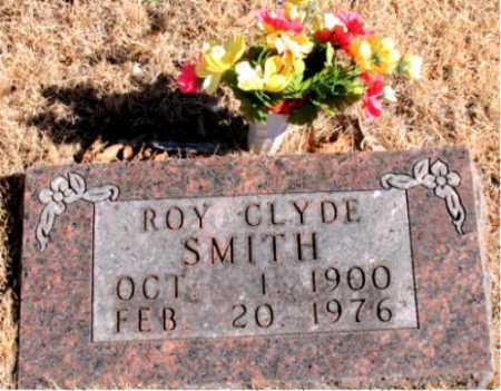 SMITH, ROY CLYDE - Carroll County, Arkansas   ROY CLYDE SMITH - Arkansas Gravestone Photos