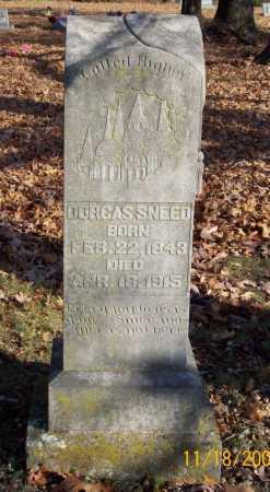 SNEED, DORCAS - Carroll County, Arkansas | DORCAS SNEED - Arkansas Gravestone Photos