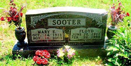 SOOTER, FLOYD - Carroll County, Arkansas | FLOYD SOOTER - Arkansas Gravestone Photos