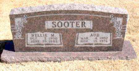 SOOTER, AUD - Carroll County, Arkansas   AUD SOOTER - Arkansas Gravestone Photos