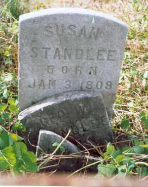 STANDLEE, GEORGE W. - Carroll County, Arkansas | GEORGE W. STANDLEE - Arkansas Gravestone Photos