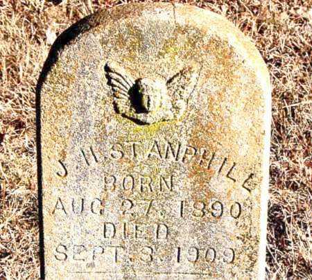 STANPHILL, J. H. - Carroll County, Arkansas | J. H. STANPHILL - Arkansas Gravestone Photos