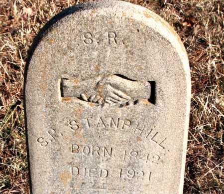 STANPHILL, S.R. - Carroll County, Arkansas | S.R. STANPHILL - Arkansas Gravestone Photos