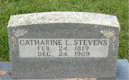 STEVENS, CATHERINE L - Carroll County, Arkansas | CATHERINE L STEVENS - Arkansas Gravestone Photos