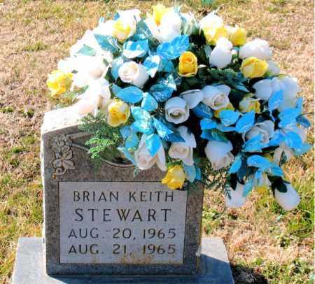 STEWART, BRIAN  KEITH - Carroll County, Arkansas | BRIAN  KEITH STEWART - Arkansas Gravestone Photos