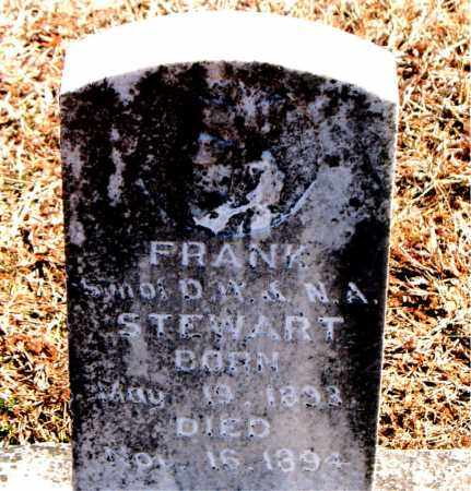 STEWART, FRANK - Carroll County, Arkansas | FRANK STEWART - Arkansas Gravestone Photos