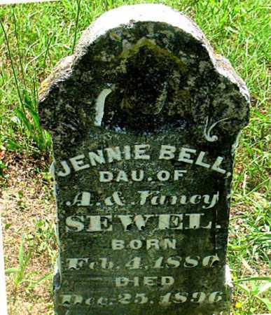 SEWEL, JENNIE BELL - Carroll County, Arkansas | JENNIE BELL SEWEL - Arkansas Gravestone Photos