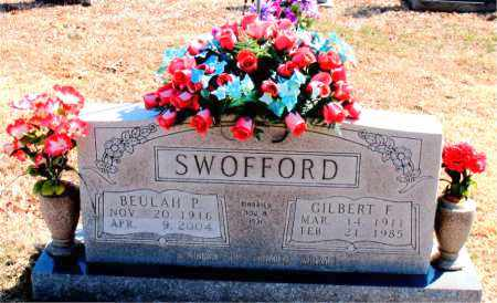 SWOFFORD, GILBERT F. - Carroll County, Arkansas | GILBERT F. SWOFFORD - Arkansas Gravestone Photos