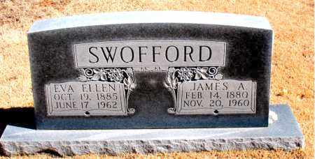 SWOFFORD, EVA  ELLEN - Carroll County, Arkansas | EVA  ELLEN SWOFFORD - Arkansas Gravestone Photos