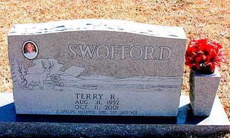 SWOFFORD, TERRY R. - Carroll County, Arkansas | TERRY R. SWOFFORD - Arkansas Gravestone Photos