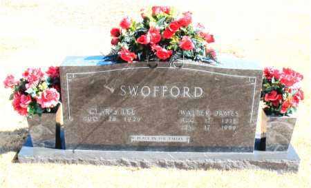 SWOFFORD, WALTER JAMES - Carroll County, Arkansas | WALTER JAMES SWOFFORD - Arkansas Gravestone Photos