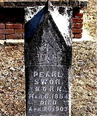 SWOR, PEARL - Carroll County, Arkansas | PEARL SWOR - Arkansas Gravestone Photos