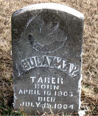 TABER, BULA MAY - Carroll County, Arkansas   BULA MAY TABER - Arkansas Gravestone Photos
