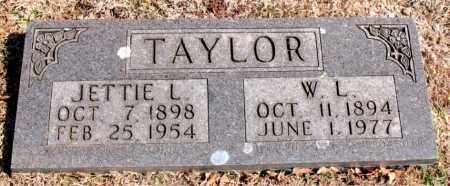 TAYLOR, W.  L. - Carroll County, Arkansas | W.  L. TAYLOR - Arkansas Gravestone Photos