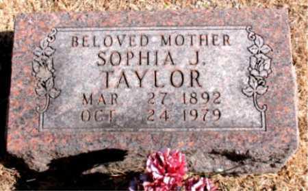 TAYLOR, SOPHIA J. - Carroll County, Arkansas | SOPHIA J. TAYLOR - Arkansas Gravestone Photos