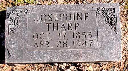 THARP, JOSEPHINE - Carroll County, Arkansas | JOSEPHINE THARP - Arkansas Gravestone Photos