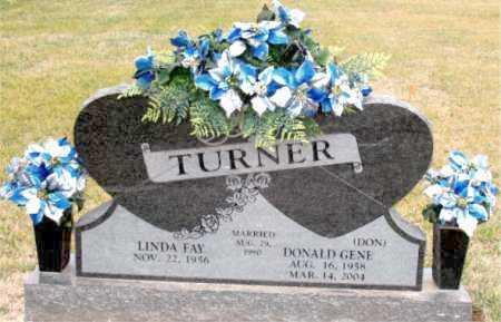 TURNER, DONALD GENE - Carroll County, Arkansas | DONALD GENE TURNER - Arkansas Gravestone Photos